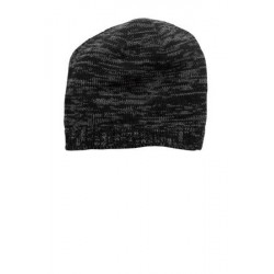 District   - Spaced-Dyed Beanie DT620