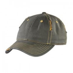 District   - Rip and Distressed Cap DT612