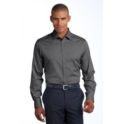 Red House   - Slim Fit Non-Iron Pinpoint Oxford. RH62