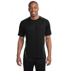 Sport-Tek   Tall Colorblock PosiCharge    Competitor    Tee. TST351