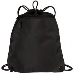 Port Authority   - Improved Cinch Pack with Mesh Trim.  BG810