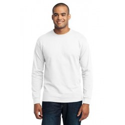 Port & Company   Tall Long Sleeve 50/50 Cotton/Poly T-Shirt. PC55LST