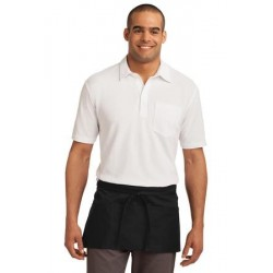 Port Authority   Easy Care Waist Apron with Stain Release. A702