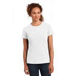 District Made   Ladies Perfect Blend   Crew Tee. DM108L