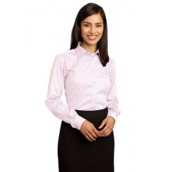 Red House   - Ladies Non-Iron Pinpoint Oxford.  RH25