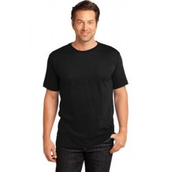 District Made   Mens Perfect Weight   Crew Tee. DT104