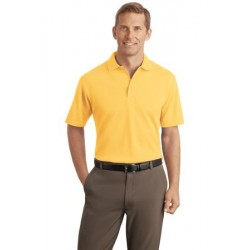 DISCONTINUED Port Authority   Textured Polo with Wicking. K499