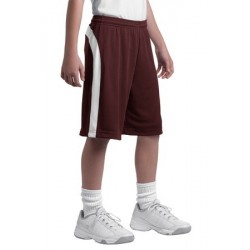 DISCONTINUED Sport-Tek   Youth Dry Zone   Colorblock Short. YT479